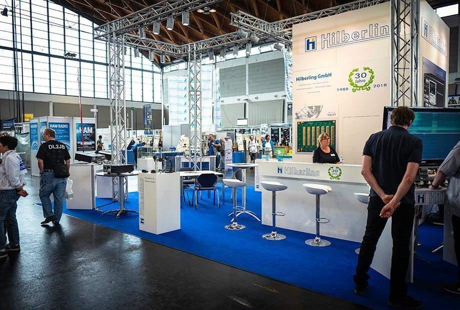 Hilberling_HAM Radio_2018_Friedrichshafen_2_Website