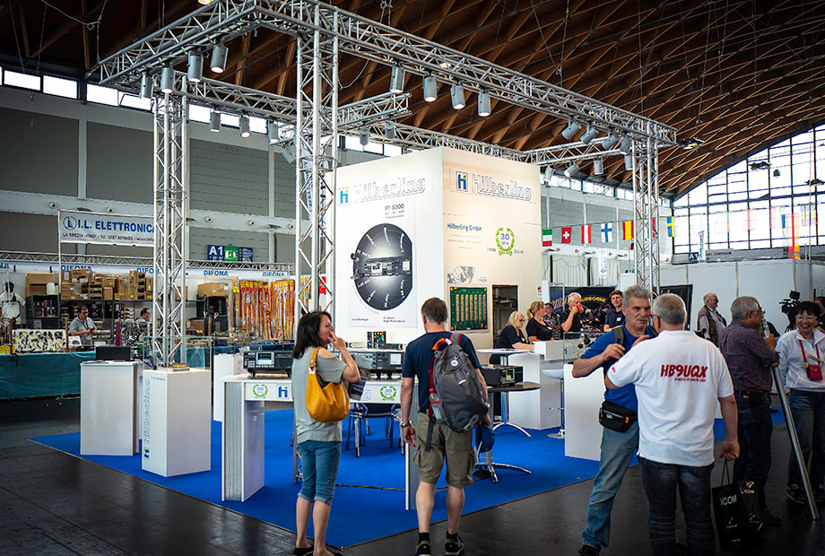 Hilberling_HAM Radio_2018_Friedrichshafen_3_Website